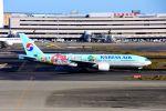 まいけるさんが、羽田空港で撮影した大韓航空 777-2B5/ERの航空フォト(写真)