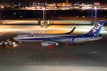 やつはしさんが、羽田空港で撮影した全日空 767-381/ERの航空フォト(写真)