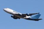 ☆naka☆さんが、成田国際空港で撮影したアトラス航空 747-4KZF/SCDの航空フォト(写真)