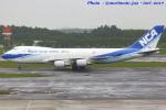 いおりさんが、成田国際空港で撮影した日本貨物航空 747-4KZF/SCDの航空フォト(写真)