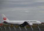 だだちゃ豆さんが、羽田空港で撮影した日本航空 777-246/ERの航空フォト(写真)