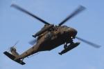 飛行機ゆうちゃんさんが、厚木飛行場で撮影したアメリカ陸軍 UH-60L Black Hawk (S-70A)の航空フォト(写真)