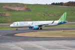 kumagorouさんが、福島空港で撮影したバンブー・エアウェイズ A321-251Nの航空フォト(飛行機 写真・画像)