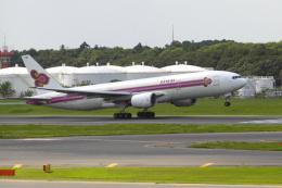 senyoさんが、成田国際空港で撮影したタイ国際航空 777-2D7の航空フォト(飛行機 写真・画像)