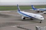 masa707さんが、羽田空港で撮影した全日空 777-381の航空フォト(写真)