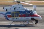 小型機専門家さんが、高知空港で撮影した国土交通省 地方整備局 412EPの航空フォト(写真)
