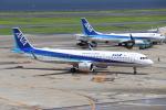 masa707さんが、羽田空港で撮影した全日空 A321-272Nの航空フォト(写真)