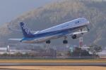 小型機専門家さんが、高知空港で撮影した全日空 A321-272Nの航空フォト(写真)