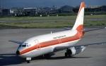 LEVEL789さんが、松山空港で撮影した日本トランスオーシャン航空 737-205/Advの航空フォト(写真)