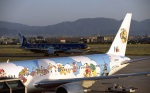 LEVEL789さんが、松山空港で撮影した全日空 767-381の航空フォト(写真)