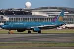 masa707さんが、福岡空港で撮影したベトナム航空 A321-231の航空フォト(写真)
