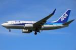 masa707さんが、福岡空港で撮影した全日空 737-781の航空フォト(写真)
