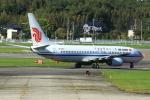 Love Airbus350さんが、福岡空港で撮影した中国国際航空 737-808の航空フォト(写真)