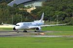 Love Airbus350さんが、福岡空港で撮影した日本航空 A350-941XWBの航空フォト(写真)