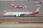 OMAさんが、仁川国際空港で撮影したアシアナ航空 A350-941XWBの航空フォト(写真)