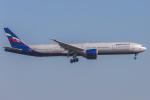 mameshibaさんが、成田国際空港で撮影したアエロフロート・ロシア航空 777-3M0/ERの航空フォト(写真)