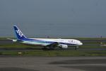 どんちんさんが、羽田空港で撮影した全日空 777-281の航空フォト(写真)