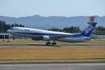 nobu2000さんが、鹿児島空港で撮影した全日空 767-381/ERの航空フォト(写真)