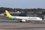 KAZFLYERさんが、成田国際空港で撮影したセブパシフィック航空 A330-343Xの航空フォト(飛行機 写真・画像)