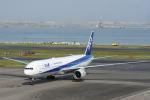 どんちんさんが、羽田空港で撮影した全日空 777-381の航空フォト(写真)