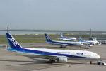 どんちんさんが、羽田空港で撮影した全日空 777-281/ERの航空フォト(写真)