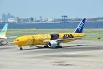 T.Kaitoさんが、羽田空港で撮影した全日空 777-281/ERの航空フォト(写真)
