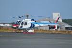 M.Ochiaiさんが、宮崎空港で撮影した中日本航空 AS350B Ecureuilの航空フォト(写真)