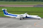 panchiさんが、仙台空港で撮影したANAウイングス DHC-8-402Q Dash 8の航空フォト(写真)