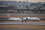 T.Kaitoさんが、伊丹空港で撮影した日本エアコミューター DHC-8-402Q Dash 8の航空フォト(飛行機 写真・画像)