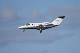 kumagorouさんが、仙台空港で撮影したジャプコン 525 Citation M2の航空フォト(飛行機 写真・画像)