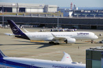 ちゃぽんさんが、羽田空港で撮影したルフトハンザドイツ航空 A350-941XWBの航空フォト(写真)