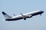 yabyanさんが、中部国際空港で撮影したウィルミントン・トラスト・カンパニー 737-8ZE BBJ2の航空フォト(飛行機 写真・画像)