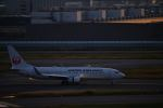 だだちゃ豆さんが、羽田空港で撮影した日本航空 737-846の航空フォト(写真)