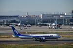 だだちゃ豆さんが、羽田空港で撮影した全日空 767-381/ERの航空フォト(写真)