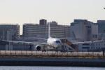 imosaさんが、羽田空港で撮影したコムルックス・アルバ A330-243の航空フォト(写真)
