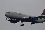 VFRさんが、成田国際空港で撮影したデルタ航空 767-332/ERの航空フォト(写真)