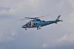 mojioさんが、静岡空港で撮影した奈良県警察 A109E Powerの航空フォト(飛行機 写真・画像)