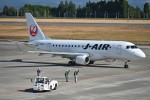 nobu2000さんが、鹿児島空港で撮影したジェイ・エア ERJ-170-100 (ERJ-170STD)の航空フォト(飛行機 写真・画像)
