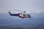 kumagorouさんが、福島空港で撮影した福島県消防防災航空隊 AW139の航空フォト(飛行機 写真・画像)