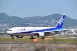 T.Kaitoさんが、伊丹空港で撮影した全日空 777-281の航空フォト(飛行機 写真・画像)