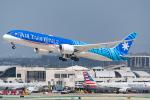 Tomo-Papaさんが、ロサンゼルス国際空港で撮影したエア・タヒチ・ヌイ 787-9の航空フォト(写真)