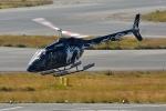 qooさんが、関西国際空港で撮影したセコインターナショナル 505 Jet Ranger Xの航空フォト(写真)