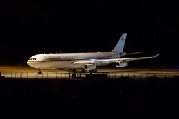 344さんが、広島空港で撮影したドイツ空軍 A340-313Xの航空フォト(飛行機 写真・画像)