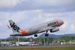 EosR2さんが、鹿児島空港で撮影したジェットスター・ジャパン A320-232の航空フォト(飛行機 写真・画像)