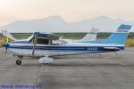 Chofu Spotter Ariaさんが、岡南飛行場で撮影した日本個人所有 172NATの航空フォト(飛行機 写真・画像)