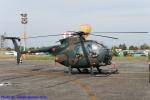 Chofu Spotter Ariaさんが、岡南飛行場で撮影した陸上自衛隊 OH-6Dの航空フォト(写真)