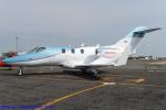 Chofu Spotter Ariaさんが、岡南飛行場で撮影した日本個人所有 HA-420の航空フォト(飛行機 写真・画像)