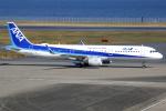 NANASE UNITED®さんが、羽田空港で撮影した全日空 A321-211の航空フォト(写真)