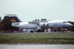 tassさんが、ル・ブールジェ空港で撮影したアンセット ニュージーランド BAe-146-300の航空フォト(飛行機 写真・画像)