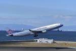 シャークレットさんが、中部国際空港で撮影したチャイナエアライン A330-302の航空フォト(写真)